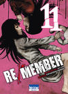Cover for Re/member (Ki-oon, 2016 series) #11