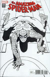 Cover Thumbnail for Amazing Spider-Man (2015 series) #800 [Variant Edition - Steve Ditko Remastered Black and White Cover]