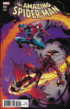 Cover Thumbnail for Amazing Spider-Man (2015 series) #800 [Variant Edition - Mark Bagley Cover]