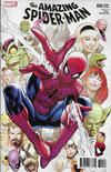 Cover Thumbnail for Amazing Spider-Man (2015 series) #800 [Variant Edition - Greg Land Cover]