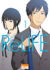 Cover for ReLife (Ki-oon, 2016 series) #1