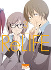 Cover for ReLife (Ki-oon, 2016 series) #3