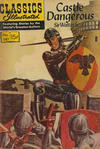 Cover for Classics Illustrated (Gilberton, 1947 series) #141 - Castle Dangerous [HRN 167]