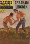 Cover for Classics Illustrated (Gilberton, 1947 series) #142 - Abraham Lincoln [HRN 167]