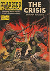 Cover for Classics Illustrated (Gilberton, 1947 series) #145 - The Crisis [HRN 156]