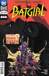 Cover Thumbnail for Batgirl (DC, 2016 series) #23