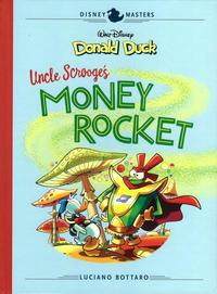 Cover Thumbnail for Disney Masters (Fantagraphics, 2018 series) #2 - Walt Disney Donald Duck: Uncle Scrooge's Money Rocket