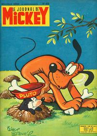 Cover Thumbnail for Le Journal de Mickey (Disney Hachette Presse, 1952 series) #425