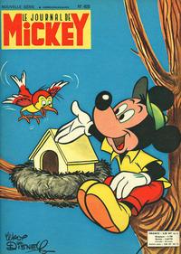 Cover Thumbnail for Le Journal de Mickey (Disney Hachette Presse, 1952 series) #428