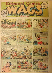 Cover Thumbnail for Wags [Australia] (Editors Press Service, 1936 series) #v4#18
