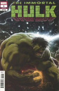 Cover Thumbnail for Immortal Hulk (Marvel, 2018 series) #1 [Kaare Andrews Connecting]