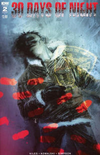 Cover Thumbnail for 30 Days of Night (IDW, 2017 series) #2