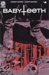 Cover Thumbnail for Babyteeth (AfterShock, 2017 series) #4
