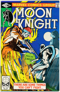 Cover Thumbnail for Moon Knight (Marvel, 1980 series) #5 [Direct]