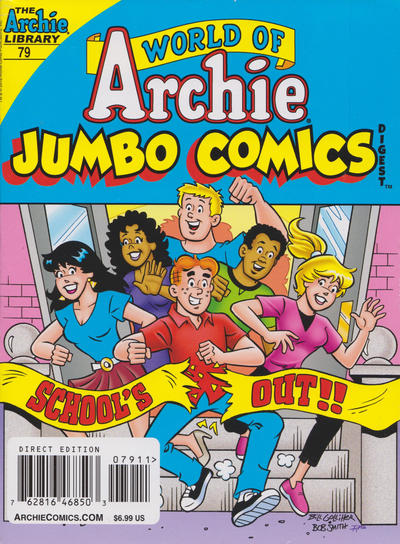 Cover for World of Archie Double Digest (Archie, 2010 series) #79
