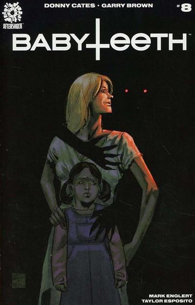 Cover for Babyteeth (AfterShock, 2017 series) #8