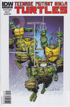 Cover for Teenage Mutant Ninja Turtles (IDW, 2011 series) #2 [Cover B - Walter Simonson Variant]