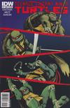 Cover for Teenage Mutant Ninja Turtles (IDW, 2011 series) #1 [Cover RE - Hastings Exclusive Dan Duncan Variant]