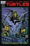 Cover for Teenage Mutant Ninja Turtles (IDW, 2011 series) #1 [Global Conquest Edition Kevin Eastman Variant]