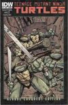 Cover for Teenage Mutant Ninja Turtles (IDW, 2011 series) #2 [Global Conquest Edition Kevin Eastman Variant]
