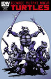 Cover for Teenage Mutant Ninja Turtles (IDW, 2011 series) #2 [Cover RE - Jetpack Exclusive Peter Laird Variant]