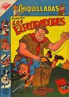 Cover for Chiquilladas (Editorial Novaro, 1952 series) #17