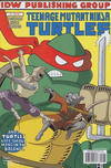 Cover for Teenage Mutant Ninja Turtles (IDW, 2011 series) #3 [Cover RI-B - Incentive Fred Hembeck Variant]