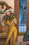 Cover for Teenage Mutant Ninja Turtles (IDW, 2011 series) #3 [Cover RE - VA Comicon Exclusive - Brian Shearer Virgin Art / Sketch Variant]