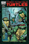 Cover for Teenage Mutant Ninja Turtles (IDW, 2011 series) #3 [Global Conquest Edition Kevin Eastman Variant]