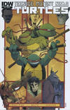 Cover for Teenage Mutant Ninja Turtles (IDW, 2011 series) #6 [Cover RI - Rob Guillory Variant]