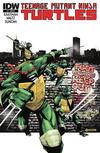 Cover for Teenage Mutant Ninja Turtles (IDW, 2011 series) #7 [Cover RI - Mark Torres Variant]