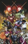 Cover for Avengers (Marvel, 2018 series) #1 (691) [Ed McGuinness Virgin Art]