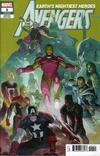 Cover for Avengers (Marvel, 2018 series) #1 [Esad Ribić]