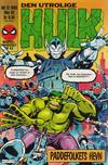 Cover for Hulk (Semic, 1984 series) #12/1985