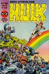 Cover for Hulk (Semic, 1984 series) #11/1985