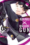 Cover for Aoharu X Machinegun (Yen Press, 2016 series) #5