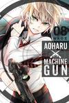 Cover for Aoharu X Machinegun (Yen Press, 2016 series) #8