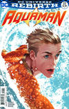 Cover for Aquaman (DC, 2016 series) #22 [Joshua Middleton Variant Cover]