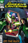 Cover for Green Lanterns (DC, 2016 series) #49