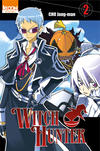 Cover for Witch Hunter (Ki-oon, 2008 series) #2