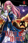 Cover for Witch Hunter (Ki-oon, 2008 series) #6