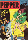 Cover for Pepper (Hardie-Kelly, 1947 ? series) #2