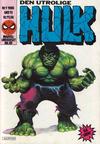Cover for Hulk (Semic, 1984 series) #1/1986