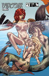 Cover Thumbnail for Belladonna: Fire and Fury (2017 series) #7 [Mermaids Adult Cover]