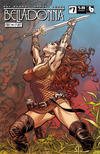 Cover Thumbnail for Belladonna: Fire and Fury (2017 series) #7 [Viking Vixen Cover]