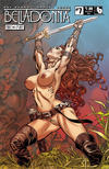 Cover Thumbnail for Belladonna: Fire and Fury (2017 series) #7 [Viking Vixen Nude Cover]