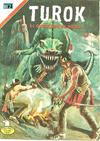 Cover for Turok (Editorial Novaro, 1969 series) #105