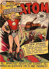 Cover Thumbnail for Captain Atom (1950 series) #1 [10 cent version]