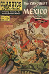 Cover for Classics Illustrated (Gilberton, 1947 series) #156 - The Conquest of Mexico [HRN 167]
