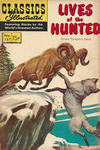 Cover for Classics Illustrated (Gilberton, 1947 series) #157 - Lives of the Hunted [HRN 167]